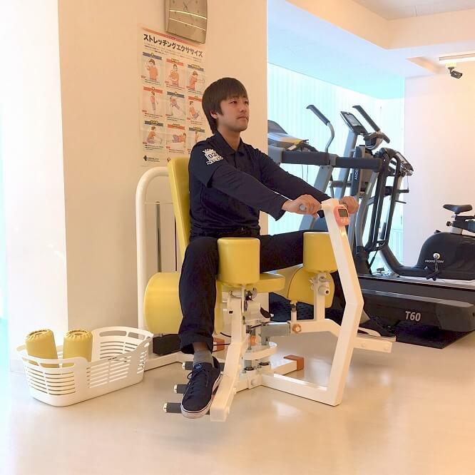 運動療法機器